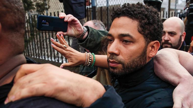 Jussie Smollett says he is not guilty of all the charges leveled against him after allegedly faking an attack on himself [HollywoodReporter]