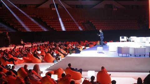 Podczas europejskich dni startupów pomysły na biznes zaprezentowało sto firm