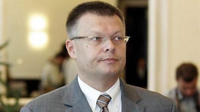 Kaczmarek odwołany, Stasiak nowym szefem MSWiA