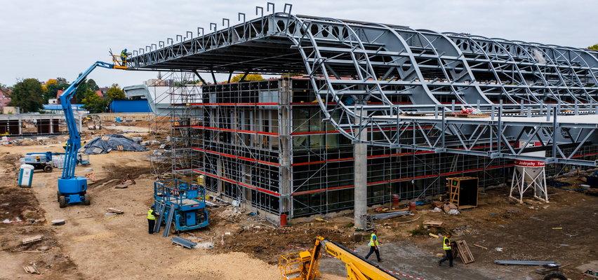 Budują centrum przesiadkowe w Gliwicach