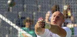 Szymon Ziółkowski pokazał swoją siłę