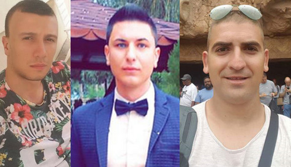 Optuženi Srbi koji su još iza rešetaka