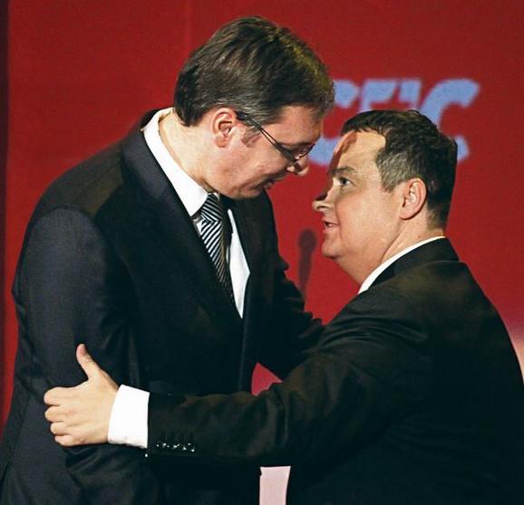 Vučić i Dačić