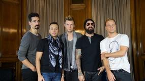 Backstreet Boys w Polsce. Posłuchaj pięciu najpopularniejszych piosenek grupy
