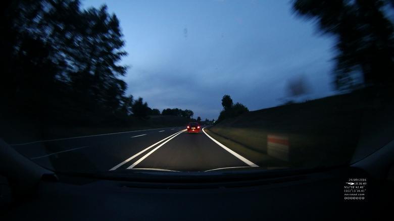 NavRoad myCAM HD Pro GPS - oto przykład zdjęcia jakie można zrobić kamerą podczas jazdy