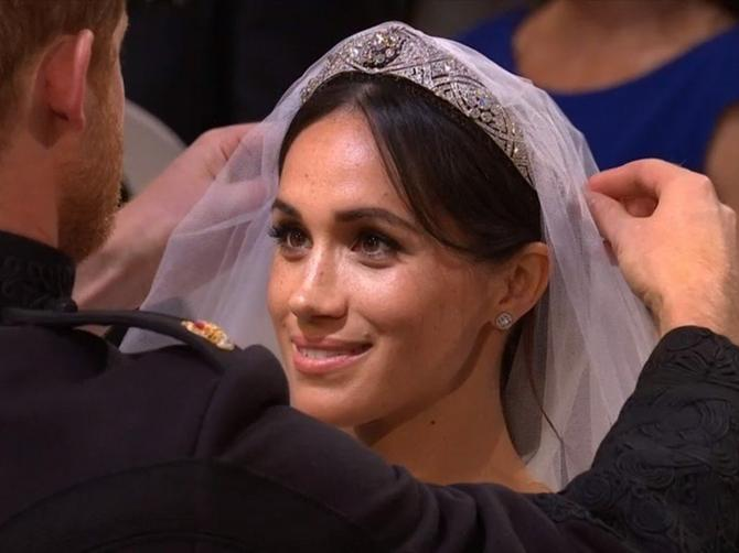 Megan je bila NAJTUŽNIJA MLADA: Niko nije svestan SRCEPARAJUĆE STVARI koja se dešavala u toku venčanja