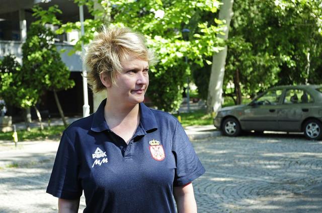 Selektorka Marina Maljković
