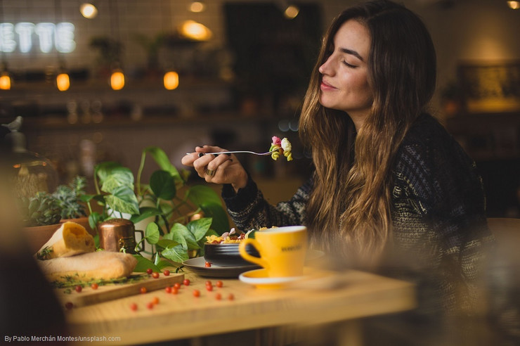 Da li se hrana lepo za vas?