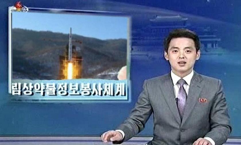 Korea wysłała człowieka na Słońce