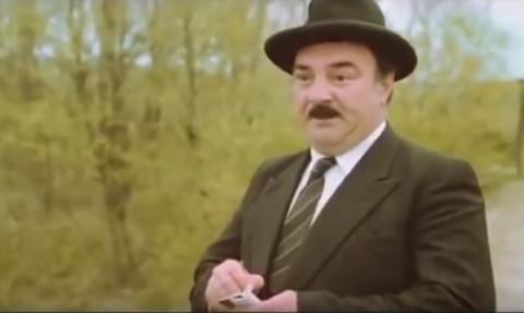Ovo dosad nije bilo poznato: Bata Stojković se UMALO UGUŠIO na snimanju filma 'Ko to tamo peva?' Video
