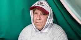 Dramat samotnej kobiety: od 3 lat mieszka w namiocie
