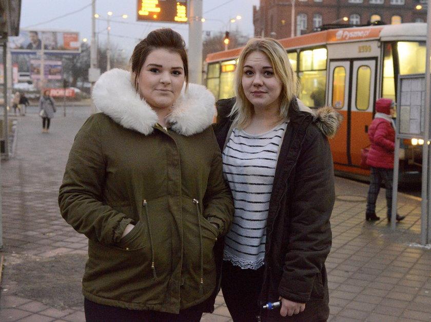 Sanda i Paulina (18 l.), wrocławianki