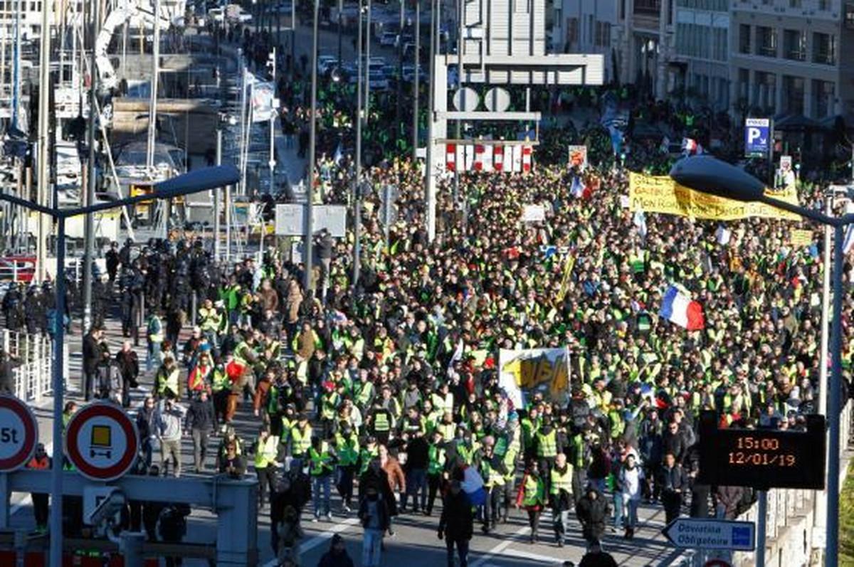 Žuti prsluci imaće kandidate na izborima za EP