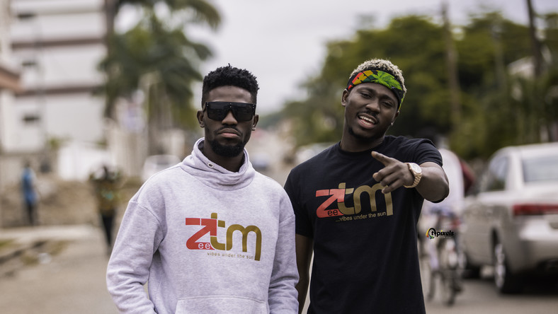Ade Kid and Jay Smith of Zee-TM fame