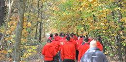 Reprezentanci Polski odpoczywali w lesie! [FOTO]