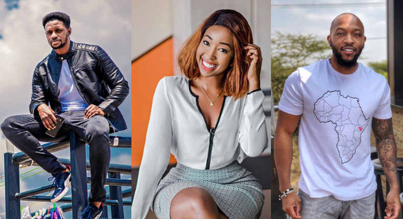 Rnaze throws shade at Natalie Tewa days after rumour of dating Frankie
