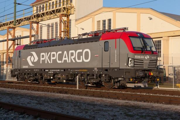Nowe malowanie lokomotywy PKP Cargo