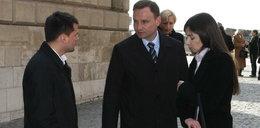 Były mąż Kaczyńskiej znów atakuje prezydenta. Mocne słowa