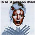 """David Bowie - """"The Best of 1969-1974"""""""