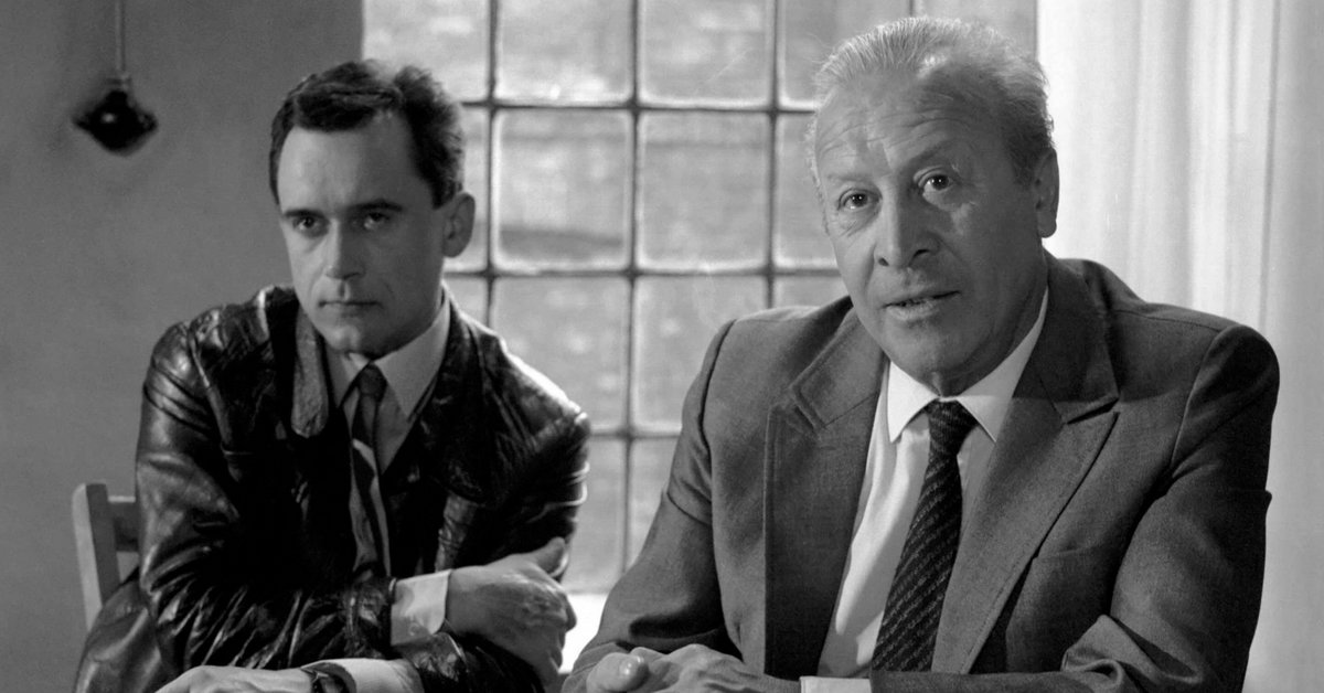 """Nie żyje Ryszard Radwański. Aktor znany z """"Ekstradycji"""" miał 66 lat - Film"""