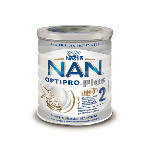 Nestlé - NAN Optipro plus 2 - opinie