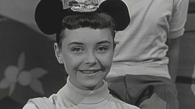 Doreen Tracey w Klubie Myszki Miki