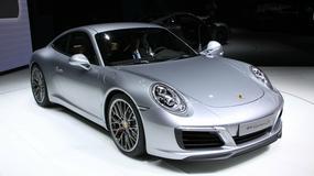 Porsche 911 - poprawianie ideału (Frankfurt 2015)