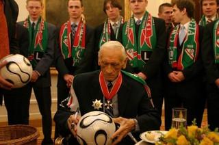 Ludzie niepodległości: Kazimierz Górski, strzelić jedną bramkę więcej