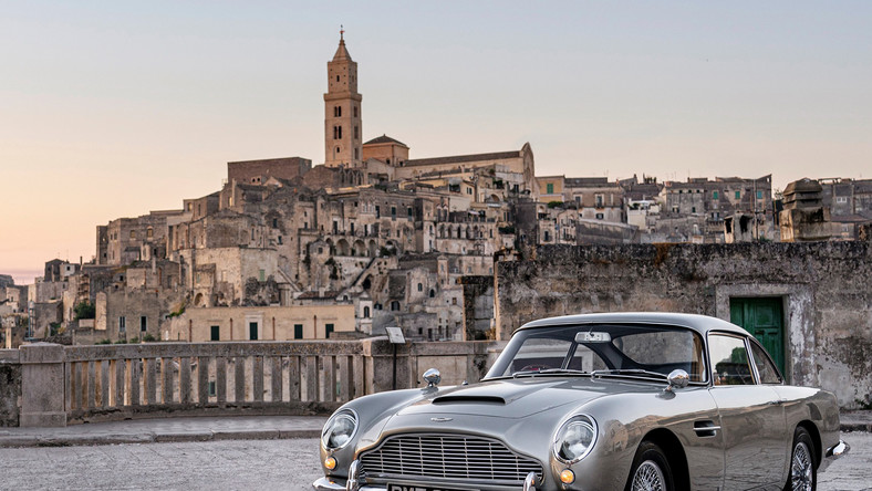"Author Dave Worrall wrote a book about the DB5 and called it ""the most famous car in the world,"" in part because of its role in prior James Bond films."