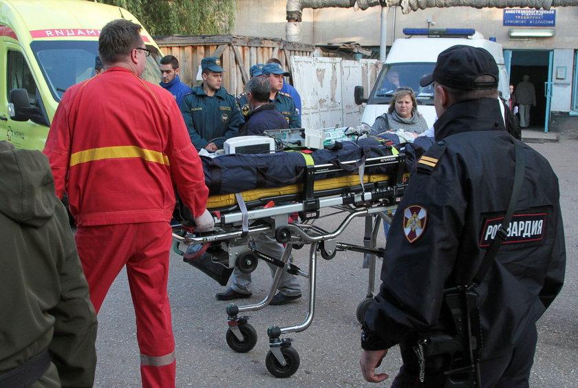Atak na Krymie. Sprawca masakry w Kercz był nękany w szkole?