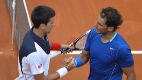 Rafael Nadal - Novak Djoković relacja na żywo