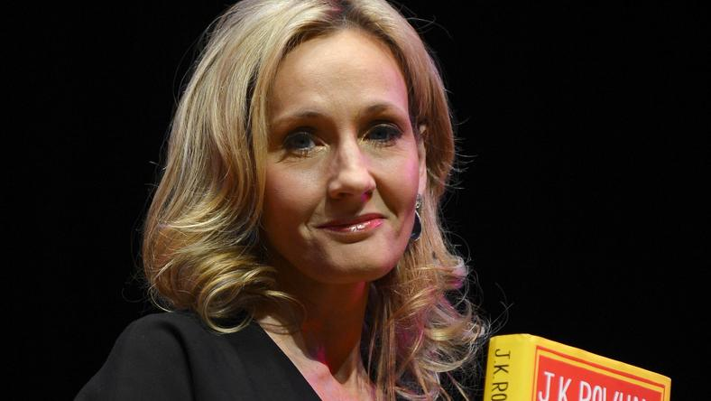 J.K Rowling, fot. Reuters