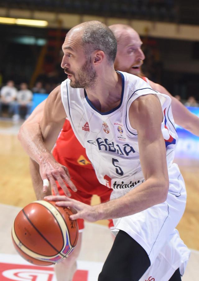 Marko Simonović je jedan od najbitnijih košarkaša Zenita