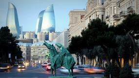 Baku. Na styku kultury europejskiej i orientu