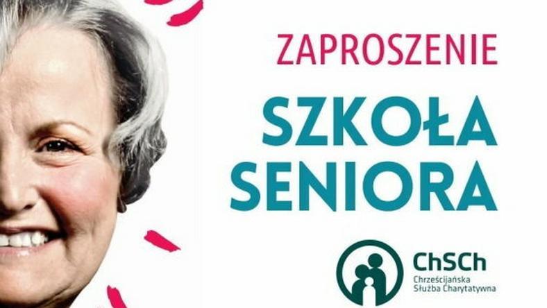 Krakowscy studenci skupieni wokół ChSCh stworzyli Szkołę Seniora, w której uczą osoby 50+