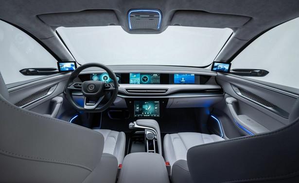 Samochody coraz częściej są naszpikowane elektroniką