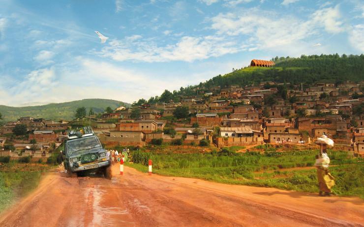"""Ruanda - """"Zemlja sa hiljadu brda"""""""