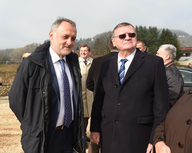 Zoran Gajić i Aleksandar Boričić