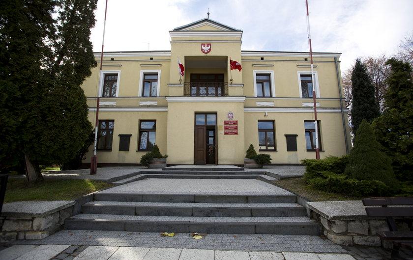 Urząd gminy w Sławkowie