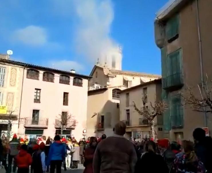Španija eksplozija