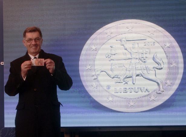 Od 1 stycznia Litwa wprowadziła euro