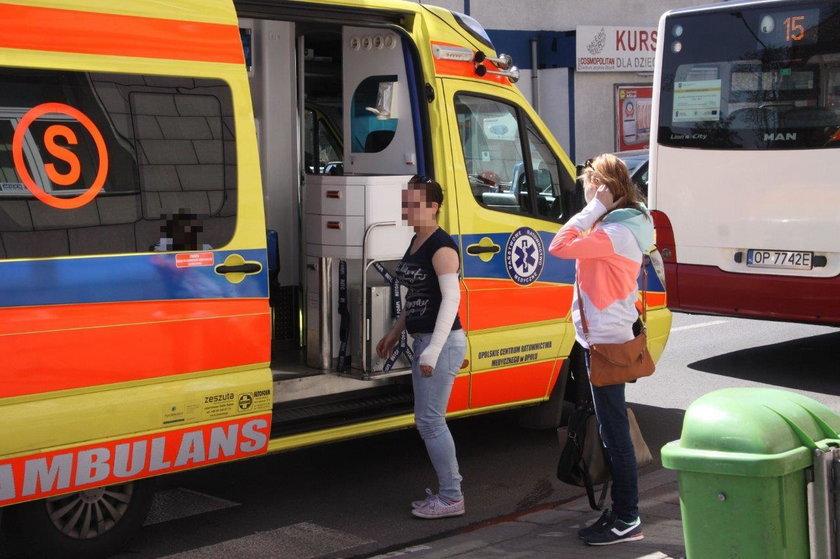 Wypadek Opole