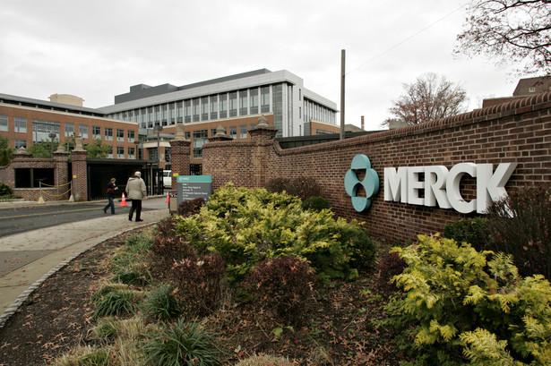 Jeden z oddziałów firmy Merck w Stanach Zjednoczonych