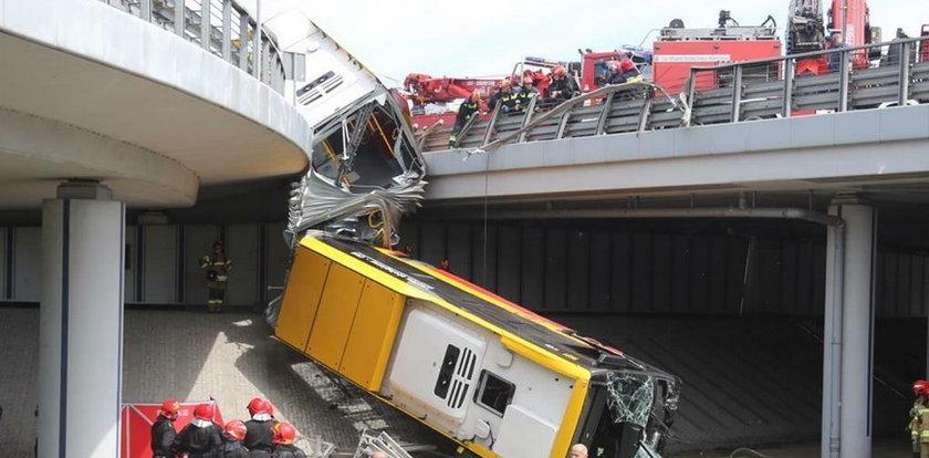 Kierowca autobusu spowodował tragiczny wypadek. Teraz na to się skarży