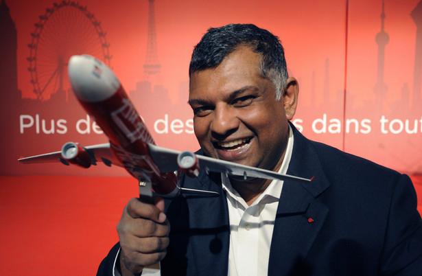 Malezyjczyk Tony Fernandes stworzył linie lotnicze, z którymi dziś muszą się liczyć najwięksi gracze na tym rynku