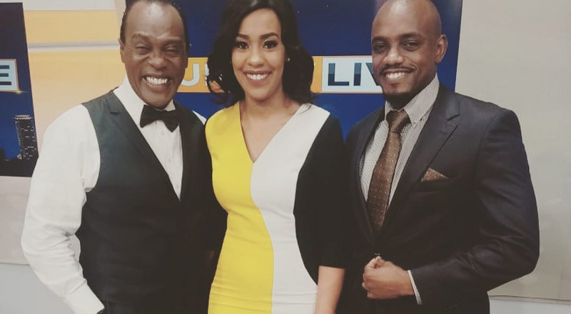 Citizen TV Presenter in Mourning