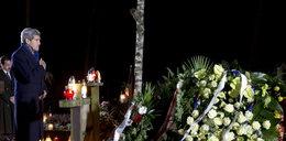 Amerykański sekretarz stanu modlił się na grobie Mazowieckiego