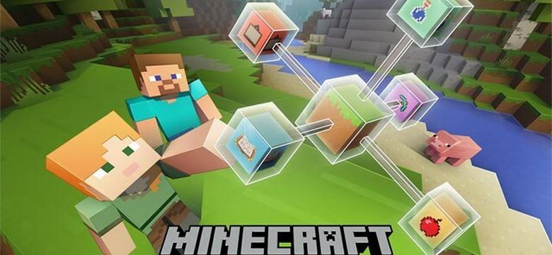 5c5972137 Minecraft jako narzędzie do nauki? Microsoft zapowiada Minecraft: Education  Edition