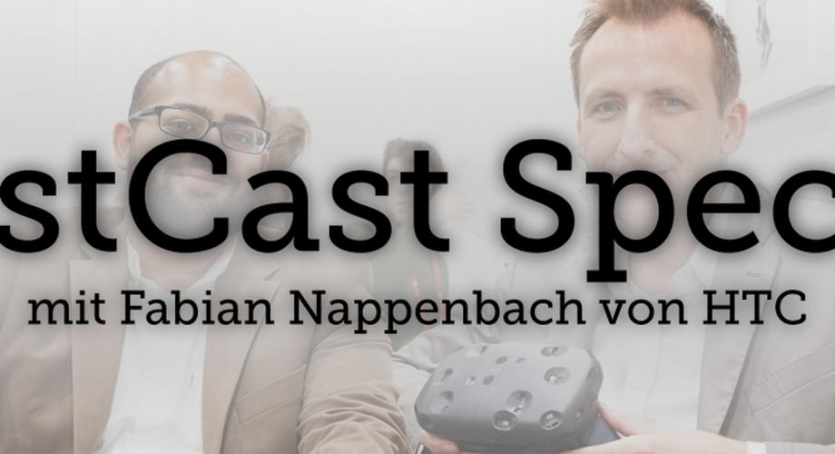 BestCast Special: Interview mit Fabian Nappenbach (HTC)