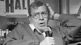 Nie żyje Jerry Lewis. Miał 91 lat